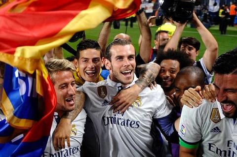 Bale da san sang cho tran chung ket Champions League o que nha hinh anh goc