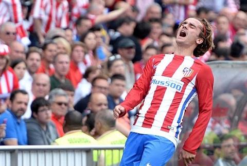 MU chu y Griezmann da bay to uoc nguyen ra di voi BLD Atletico Madrid hinh anh goc