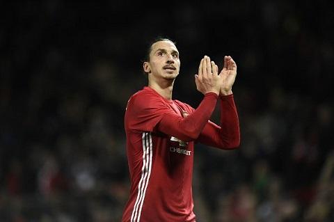 Ibrahimovic se som tro lai MU Vi su tu khong sanh voi nguoi thuong hinh anh goc 3