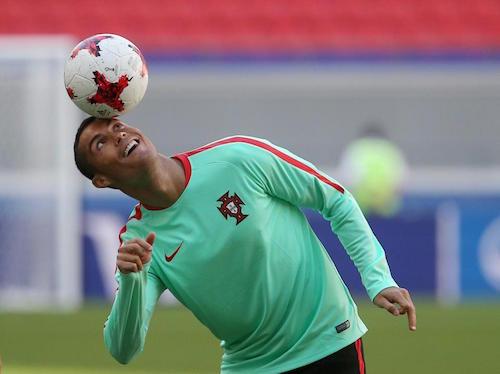 Ronaldo sap chuyen den PSG?
