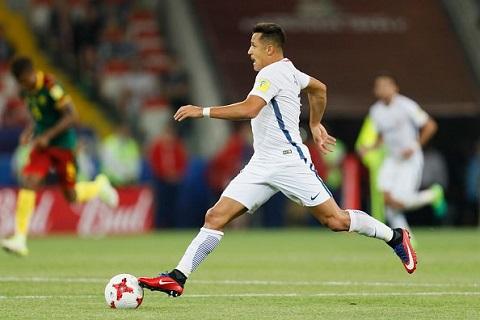 Duc vs Chile (1h ngay 236) Cho Alexis Sanchez lam nen lich su hinh anh goc 2