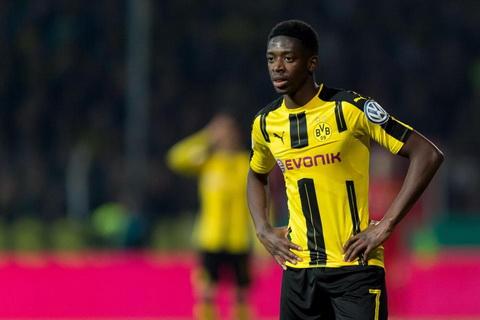 "Sep Dortmund: ""Barca van chua tinh tao lam sau tham bai truoc Real"""