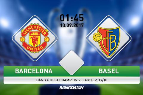 Giai ma tran dau MU vs Basel 01h45 ngay 139 (Champions League 201718) hinh anh goc