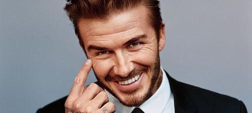David Beckham dẫn đầu danh sách cầu thủ hấp dẫn nhất thế giới hình ảnh