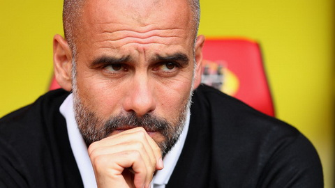 Pep Guardiola: Dung so sanh Man City voi Barca