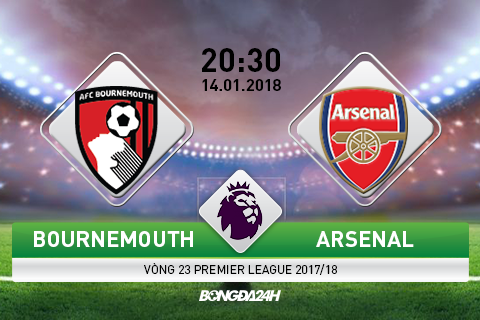 Preview Bournemouth vs Arsenal
