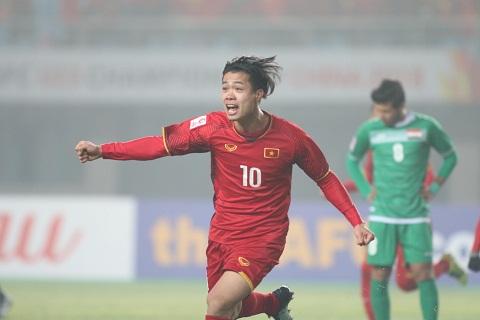 Cong Phuong vs U23 Iraq