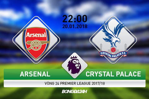 Preview Arsenal vs Crystal Palace