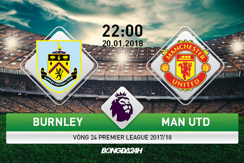 Preview Burnley vs Man Ud