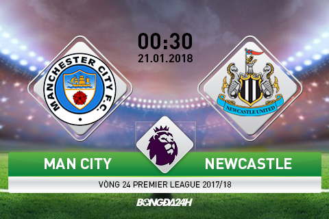 Preview Man City vs Newcastle