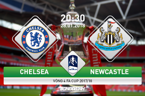 TRUC TIEP Chelsea vs Newcastle 20h30 ngay 281 (FA Cup 201718) hinh anh goc