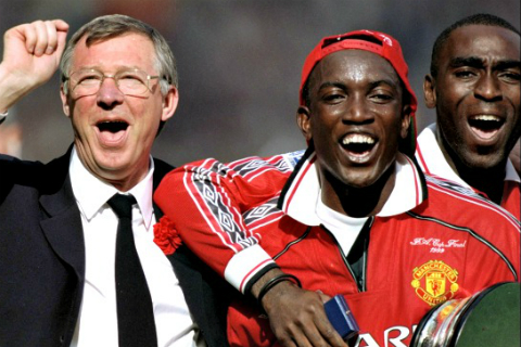 Andy Cole – Dwight Yorke: Cap dinh ba cua Quy