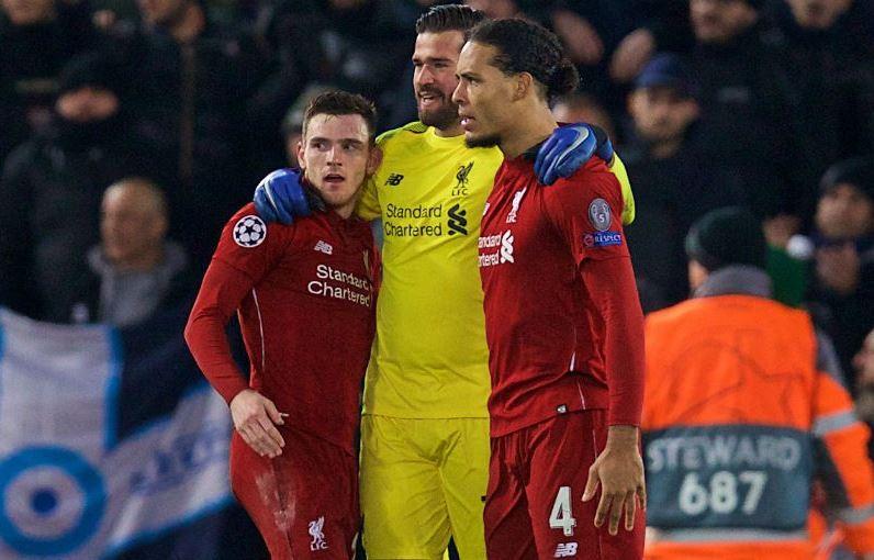 Alisson: 'Liverpool gio da la nha cua toi!'