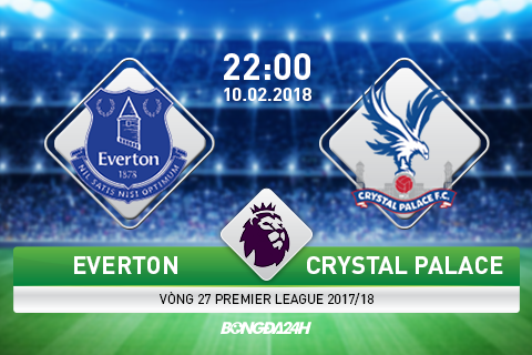 Preview Everton vs Crystal Palace