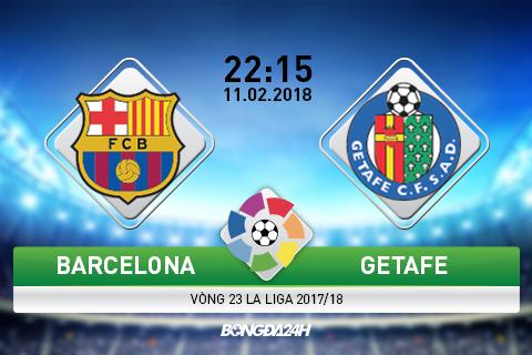 Preview Barca vs Getafe