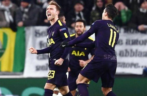 Juventus 2-2 Tottenham: Trong choai nay da thanh trong chien