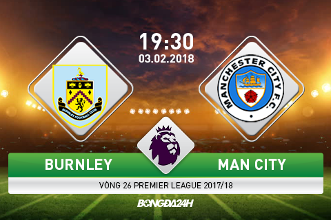 Preview Burnley vs Man City