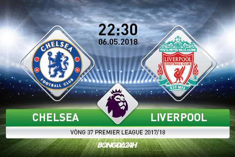 Nhan dinh Chelsea vs Liverpool 22h30 ngay 65 Premier League 2018 hinh anh