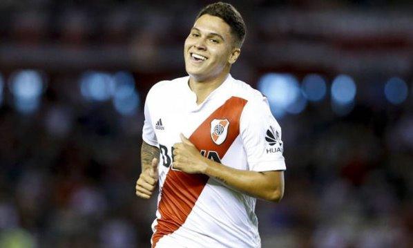 River Plate bao gia sao moi noi cho Real Madrid va Tottenham