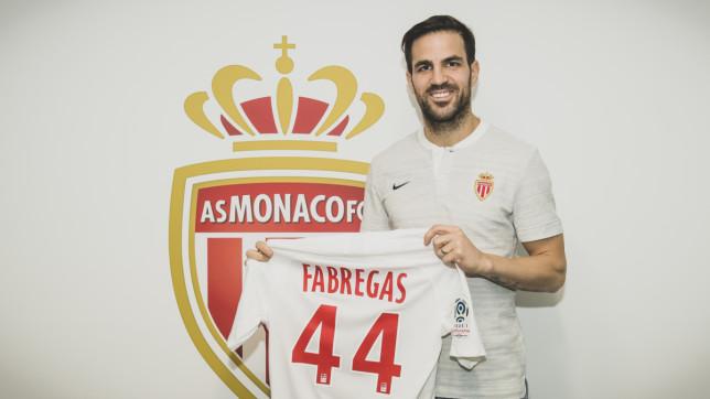 Fabregas roi Chelsea chon Monaco vi Henry