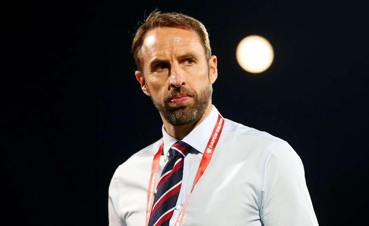 HLV Gareth Southgate nhắn nhủ thông điệp cho fan tuyển Anh hình ảnh