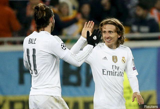 Luka Modric len tieng ve tuong lai Gareth Bale