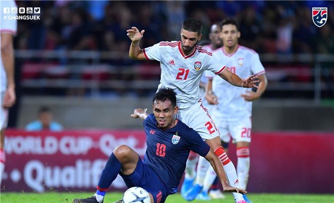 Báo UAE kêu gọi các cầu thủ đoàn kết trước trận gặp Việt Nam hình ảnh