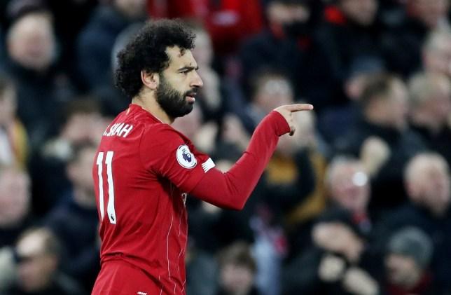 Liverpool nguy to Mohamed Salah vẫn dính chấn thương hình ảnh
