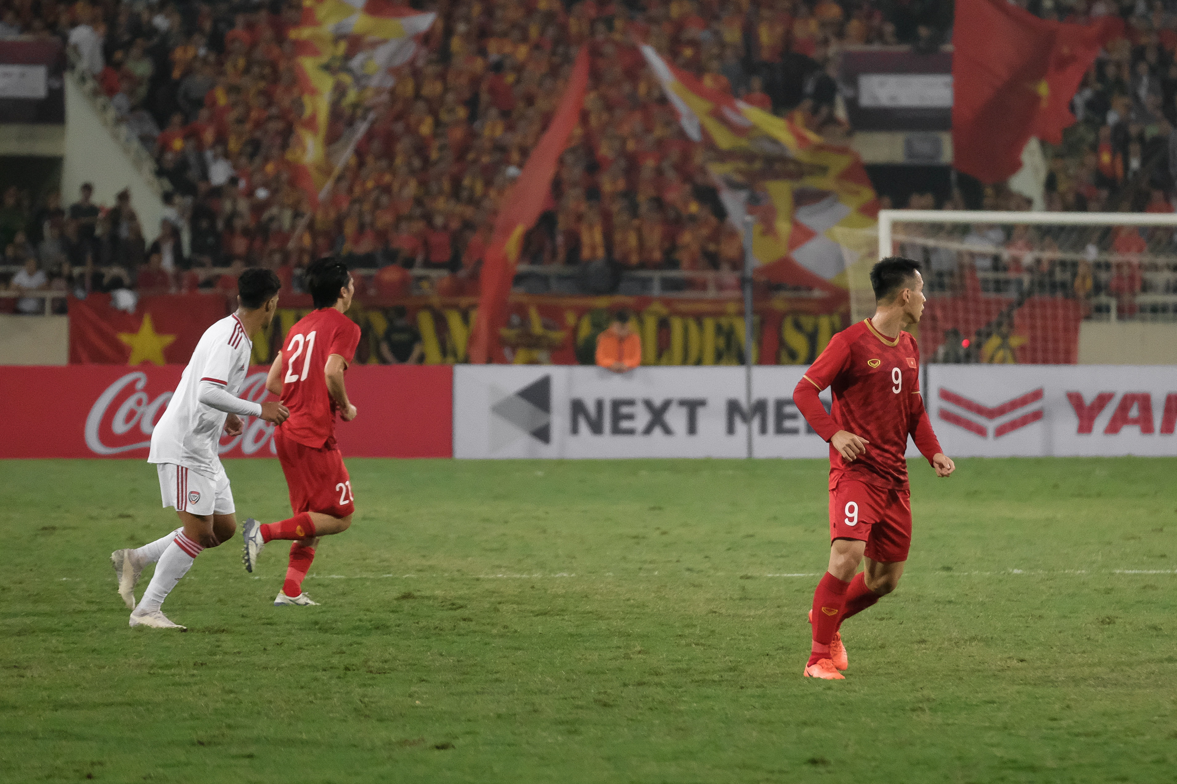 Tuan Anh, Hung Dung vs UAE