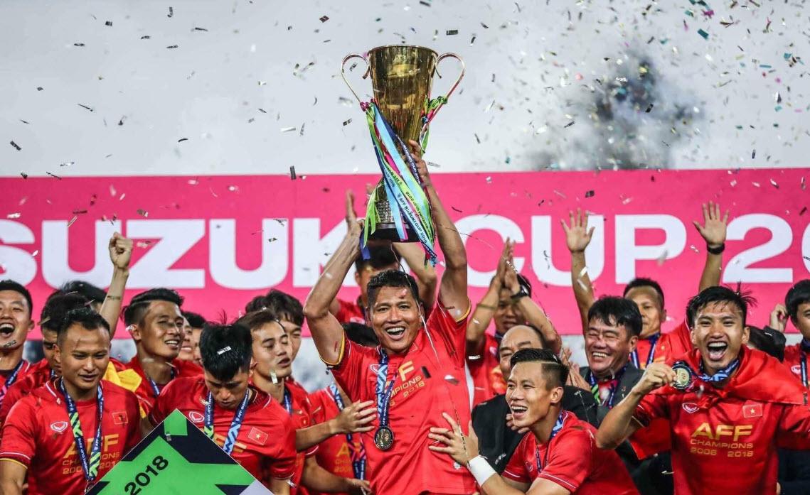 Anh Đức góp công lớn trong lần vô địch AFF Cup 2018