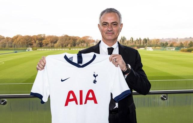 Tottenham Hotspur dưới thời Jose Mourinho Nhiều điều hứa hẹn hình ảnh