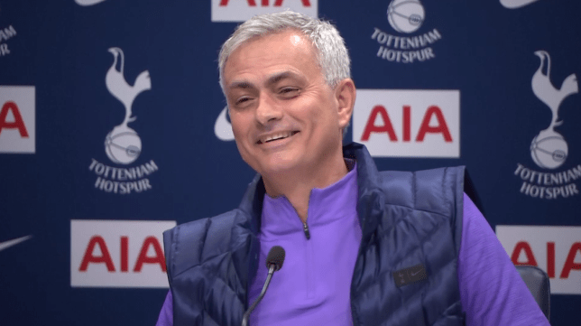 Mourinho cho rang Tottenham khong the vo dich Ngoai hang Anh mua nay