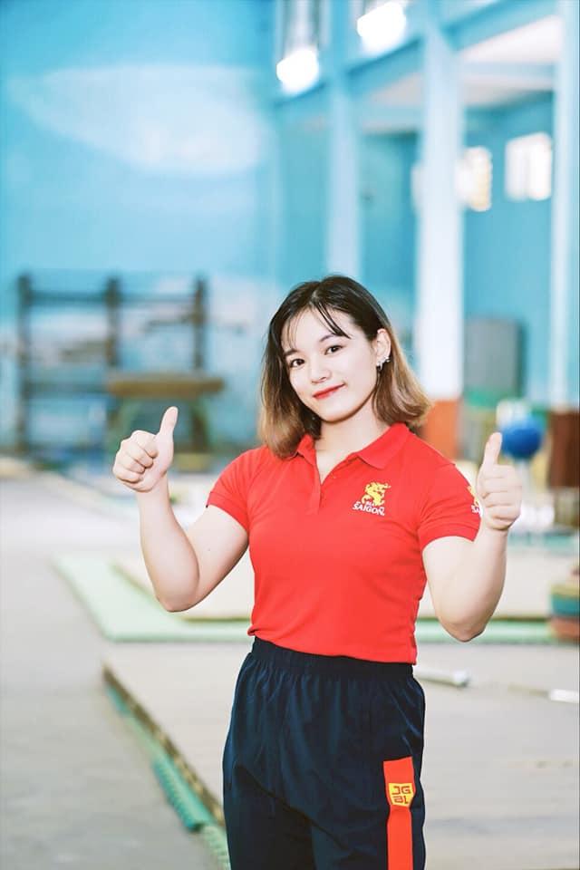 VĐV cử tạ Phạm Thị Hồng Thanh ảnh 3