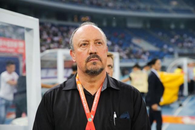Rafa Benitez noi ve tin don den Arsenal