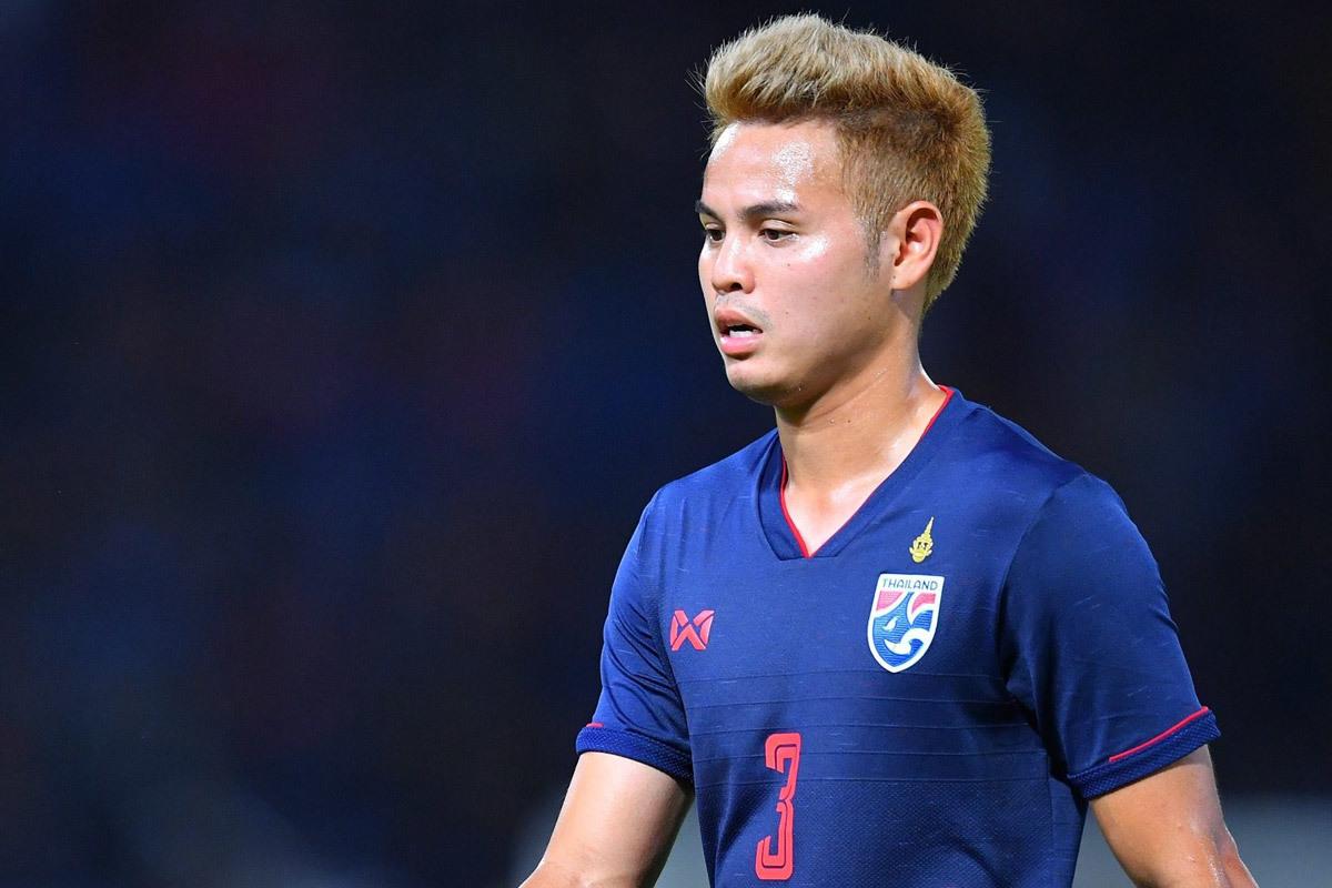 Sao đội tuyển Thái Lan được CLB Nhật chiêu mộ với giá triệu đô hình ảnh