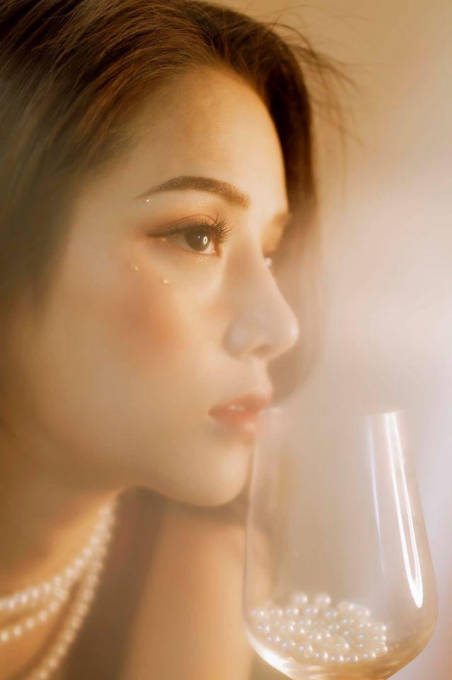 Bạn gái cũ Đặng Văn Lâm gây sốt với bộ ảnh đầy quyến rũ ảnh 7