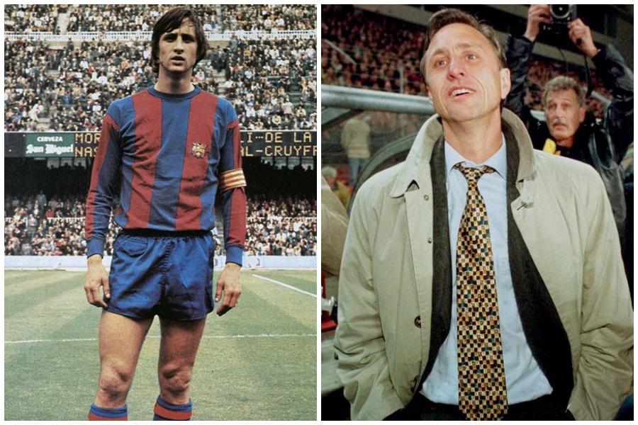 Johan Cruyff Barca