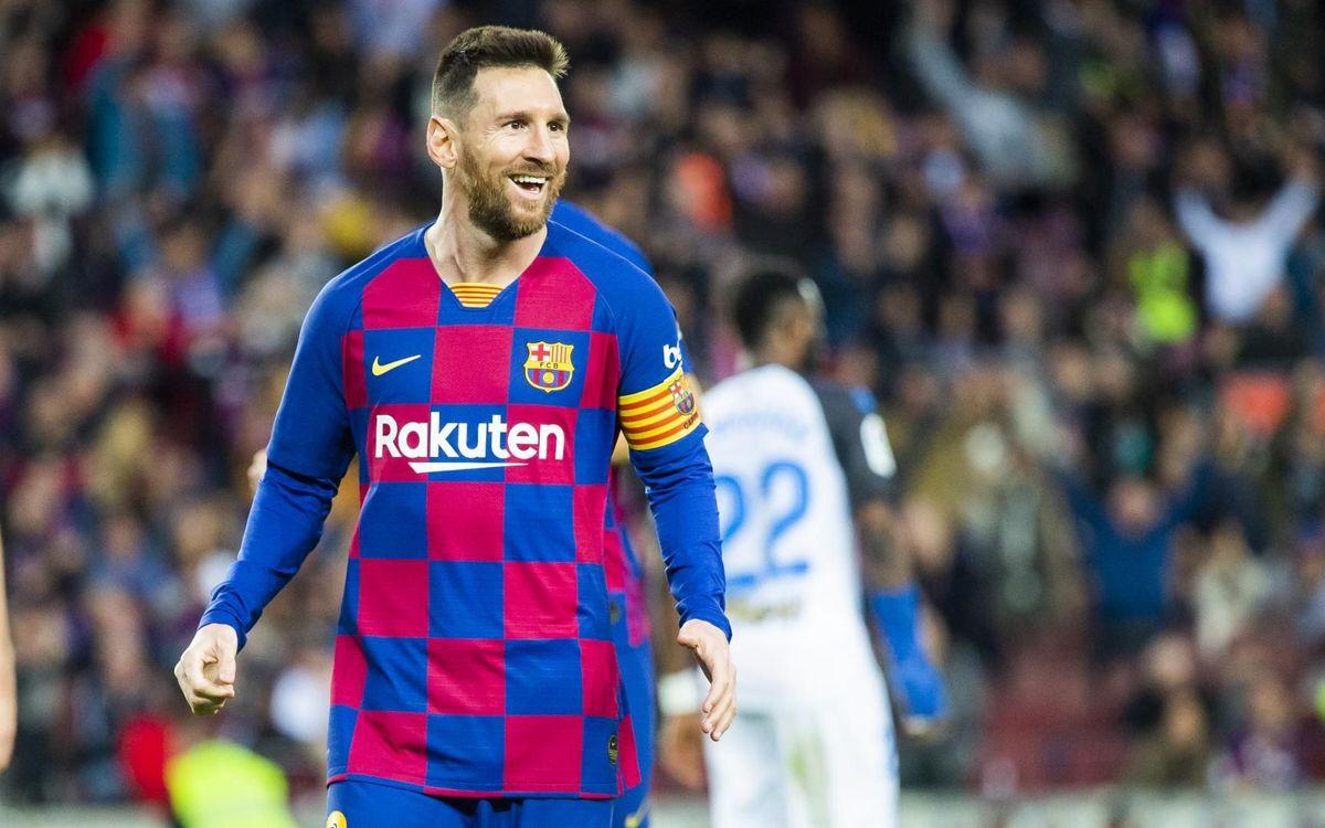 Messi đã làm được những gì trong năm 2019  hình ảnh