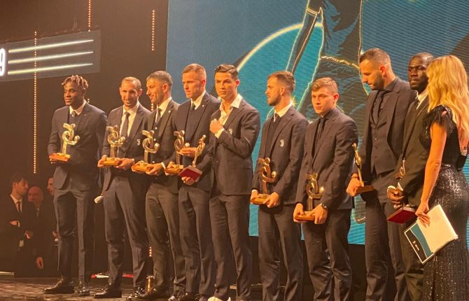Ronaldo đến sự kiện khác thay vì đến dự gala Quả Bóng Vàng 2019 hình ảnh