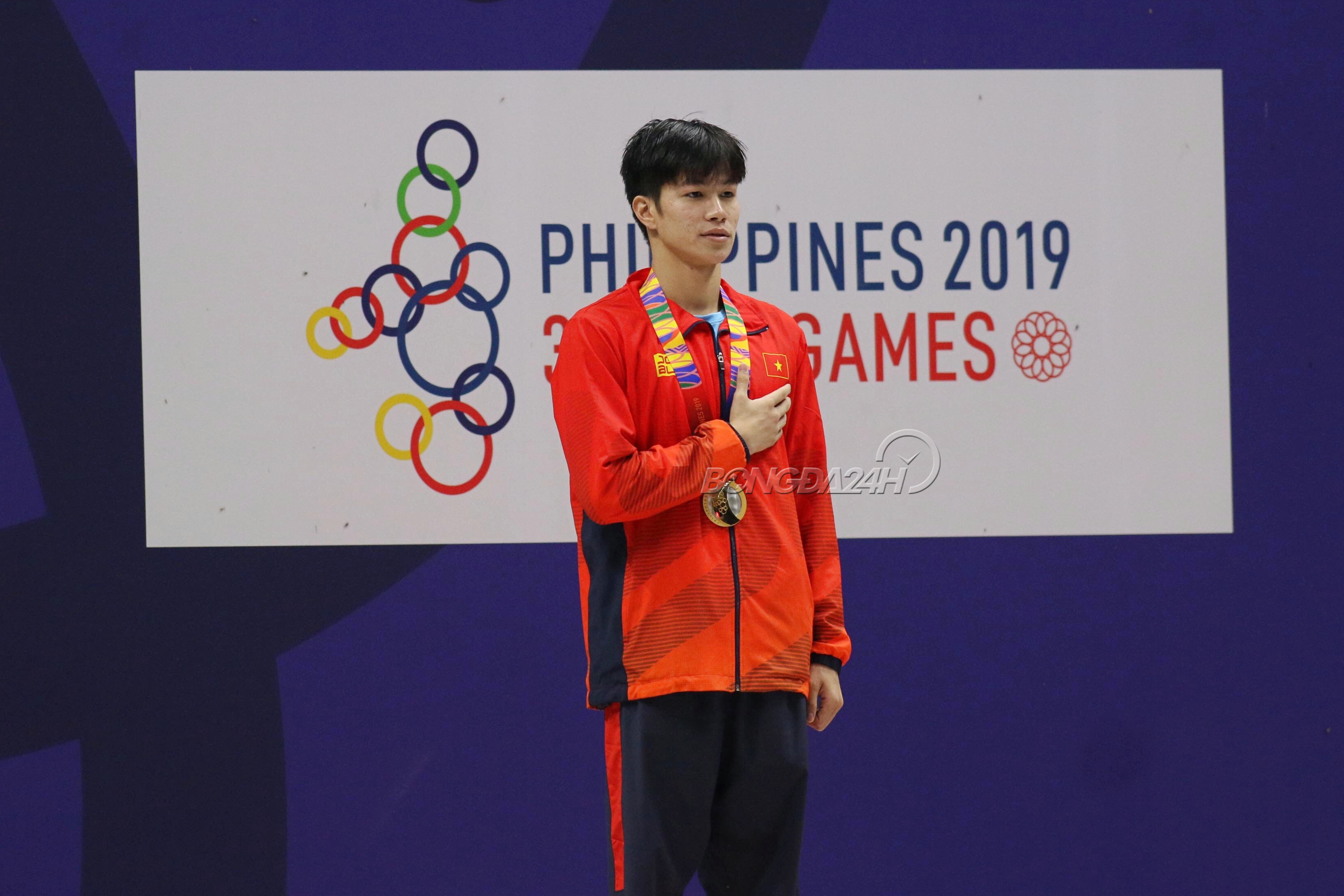 Tran Hung Nguyen vo dich boi 200m hon hop 5/12