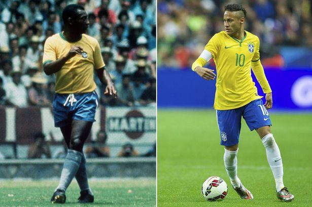 Mourinho: Neymar chi o cung dang cap voi Pele neu...