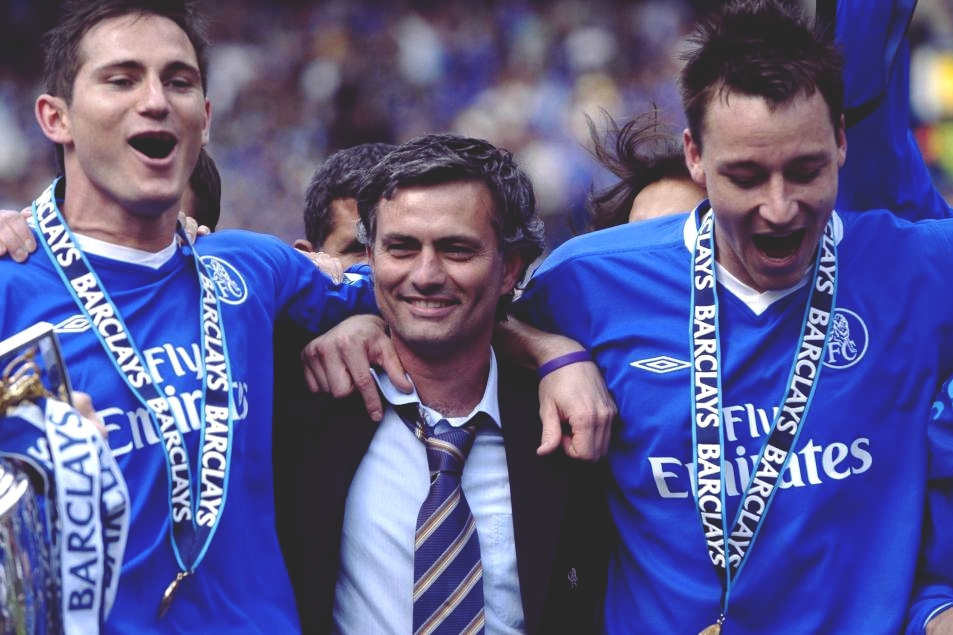 John Terry: Mourinho