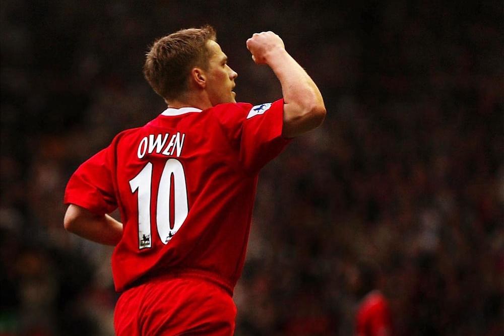 Không thể trở lại Liverpool Tiếc nuối lớn nhất trong đời Michael Owen hình ảnh