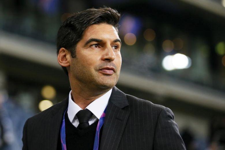 Huấn luyện viên Paulo Fonseca - HLV trưởng câu lạc bộ AS Roma