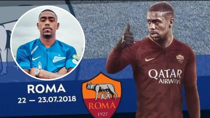 Malcom Roma Barca