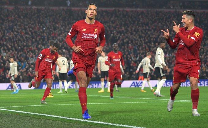 Van Dijk co 8 ban o Ngoai hang Anh ke tu khi den Liverpool