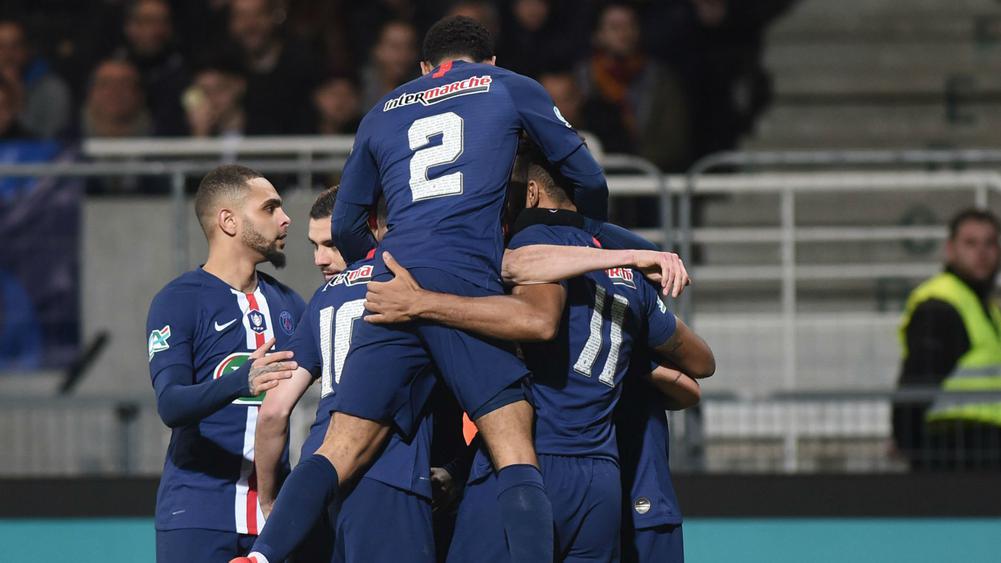 Di Maria Ligue 1 ngày một cạnh tranh hơn hình ảnh