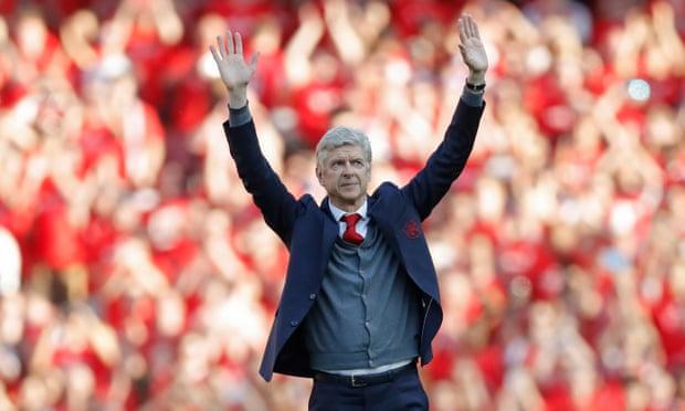 Arsene Wenger Chia tay Arsenal như kết thúc một cuộc tình (P2) hình ảnh gốc 3
