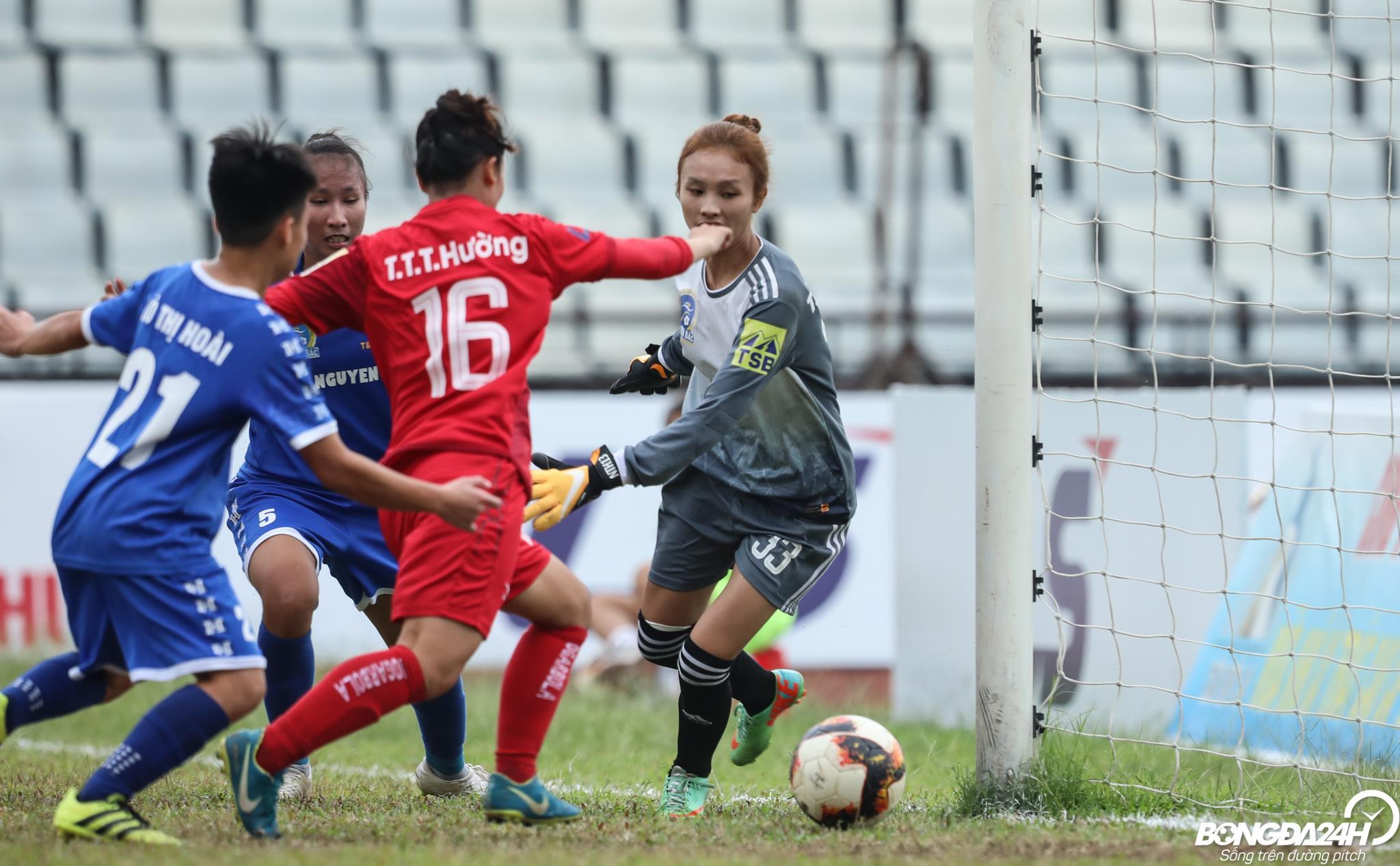 Thai Nguyen vs Son La