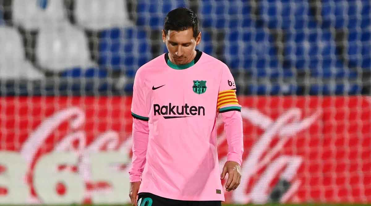 Link xem video Getafe vs Barca: Mặc áo hồng như Real và cùng thua